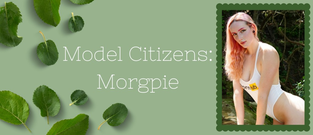 Model Citizens: Morgpie Banner