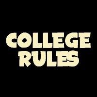 College Rules Profile Picture