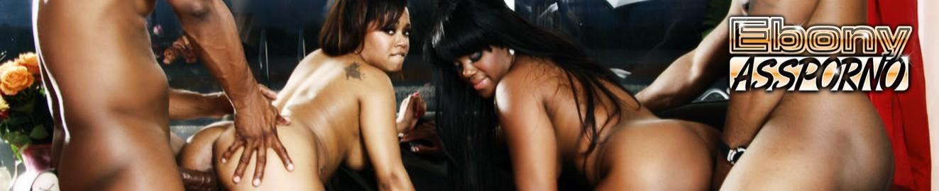 Ebony Ass Porno cover