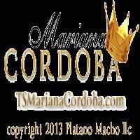 TS Mariana Cordoba Profile Picture