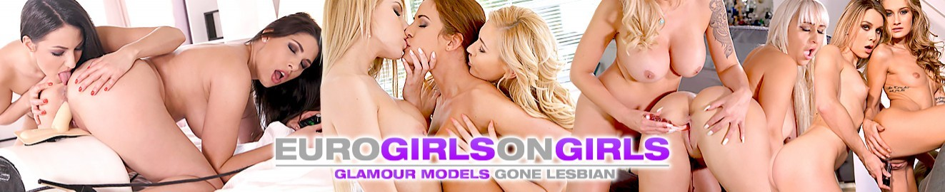 Euro Girls On Girls cover