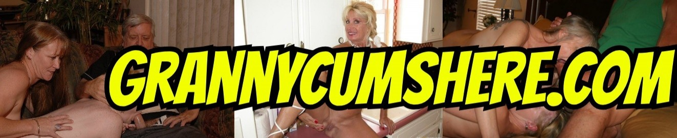 Granny Cums Here cover