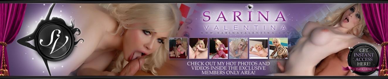 Sarina Valentina cover