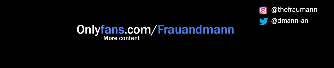 FrauANDmann