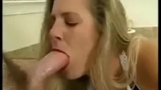 Screen Capture of Video Titled: The Best Cocksucking Wife! - Part 1