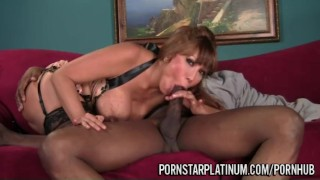 Screen Capture of Video Titled: Ava Devine Takes A Fat Cock