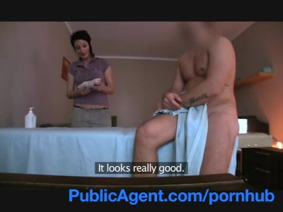 MASSEUSE WITH BIG NATURAL TITS TAKES CASH FOR SEX