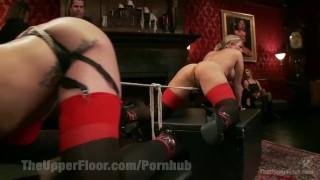 Bdsm Orgy Slave
