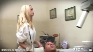 Screen Capture of Video Titled: Hotgold Gorgeous Erica Fontes has a wet pussy and a facial
