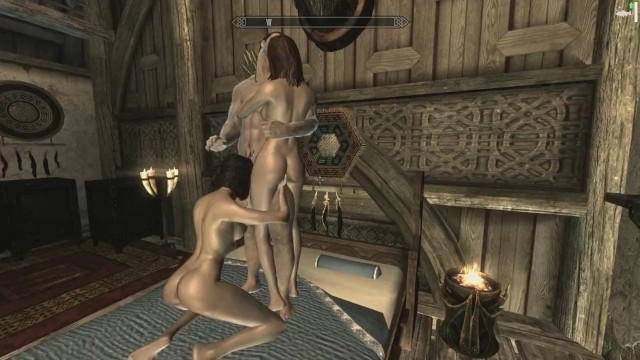 Skyrim sex