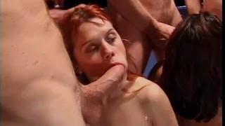 The American Cocksucking Championship #4, Scene 2