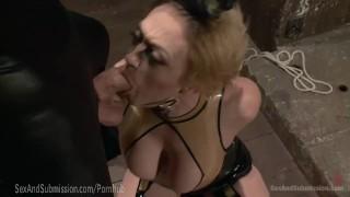 A Gimp's BDSM Payback