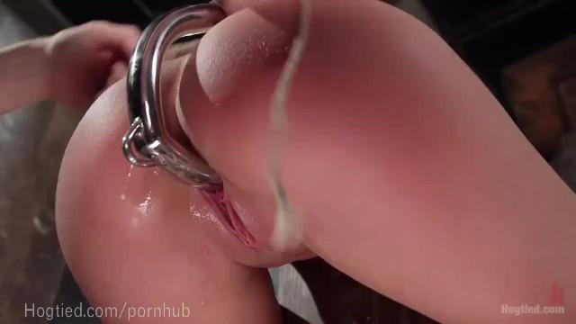 Hardcore Bondage for an Eager Slut - Pornhub.com