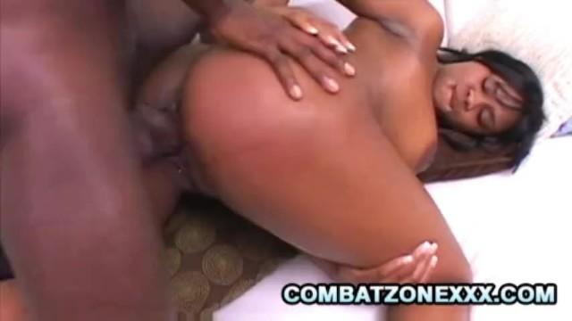 Sexy Black Bbw Swallowing Cum