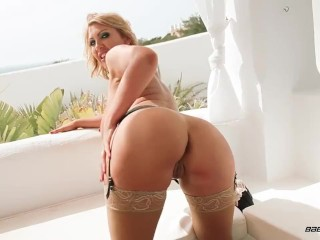 Leigh Darby – Babestation Extreme Striptease