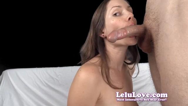 Lelu Liebe Oral Creampie