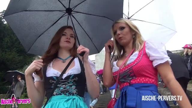 Dem pornocasting 2 auf oktoberfest teil Aische Pervers