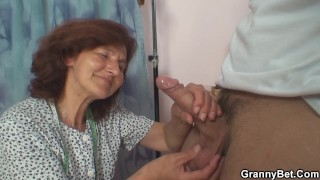 Old Granny Pussy