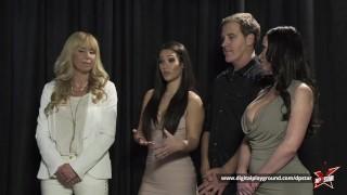 Screen Capture of Video Titled: DP Star Season 2 – Amarna Miller