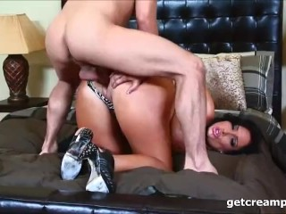 Anal Creampie for Vannah Sterling