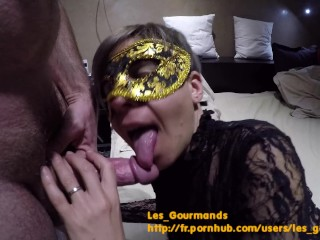 Wetlook Blowjob Big Load Cumshot