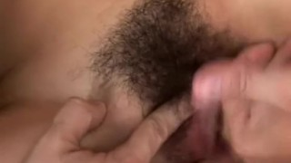 Asian slut getting ravaged by the overly eager boys