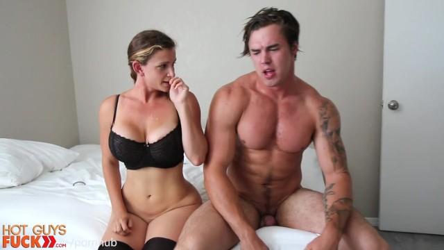 Tatted Hunk Fucks His Fit Girl Friend. **HARD**