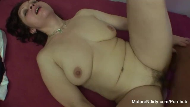 Brunette takes it all