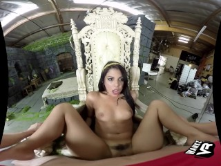 WankzVR – Virtual Sex with Gina Valentina (VR)