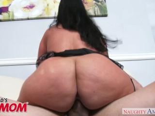 Big tits, big ass MILF Maci Maguire wants cock! – Naughty America