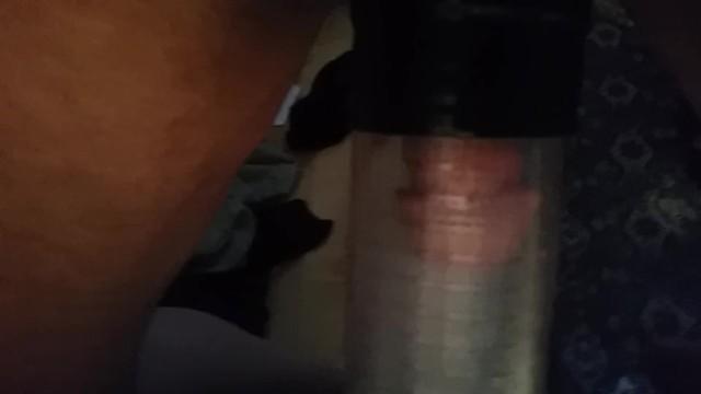 pénisz pumpálás