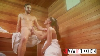 """""""Digital Playground- Horny Strangers Fucking In The Steam Room"""