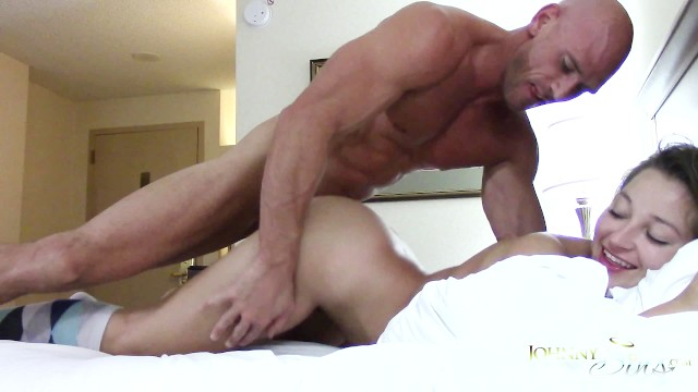 SinsLife - Dani Daniels Booty Calls Johnny Sins Hardcore Hotel Room Fuck