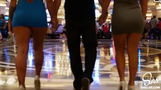 SinsLife - Ultimate Vegas Threesome!