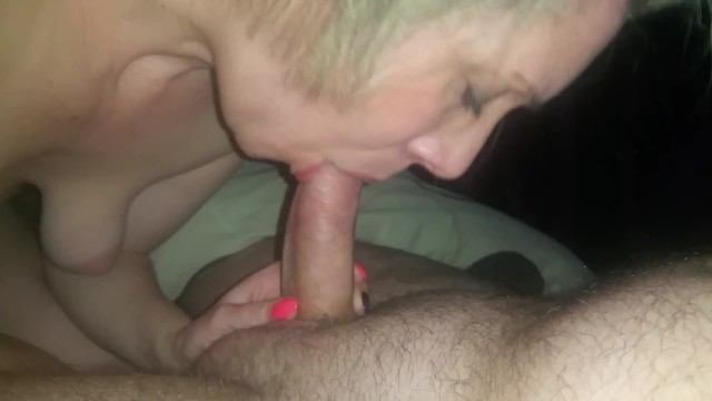Cock sucking average Grandpa cock