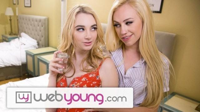 Lesbian slutty teen