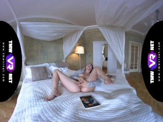 TmwVRnet.com-Crystal Greenvelle-Sexy Crystal with awesome body goes solo