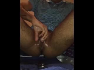 Verbal Transguy Cock Tease
