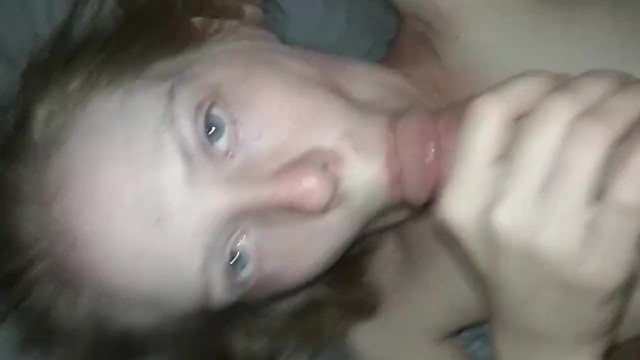Dirty Slut Loves Cock in her Mouth and Cum on her Face ▶7:20