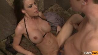 Screen Capture of Video Titled: bikini warriors - Scene 3
