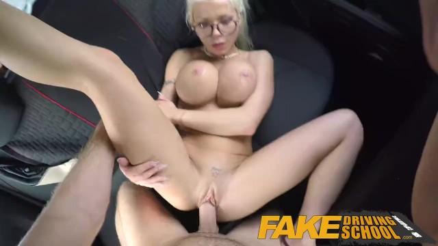 Big Tits Secretary Glasses