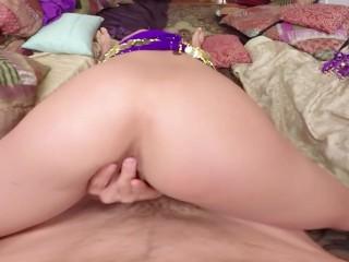 VR Bangers-Hot Moroccan beauty pleasure's your dick