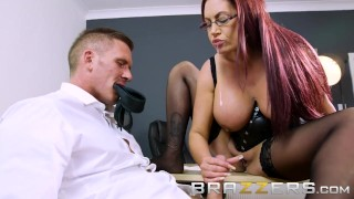 CEO gets a Big Freelance Fuck - Brazzers