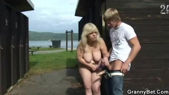 Gilf big boobs riding dick Big Boobs Blonde Granny Rides His Cock Pornhub Com
