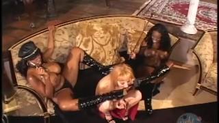Interracial Lesbian Domination