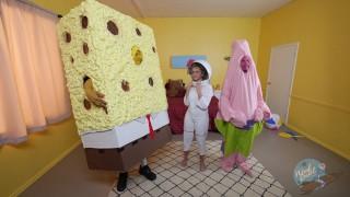 On the Porn Set of SpongeKnob SquareNuts #2