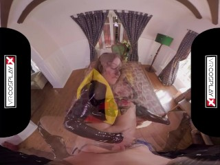 VRCosplayX.com Bang Taylor Sands As Kitty Pryde In POV