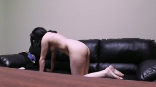 Halloween Casting Couch Anal - FULL VIDEO