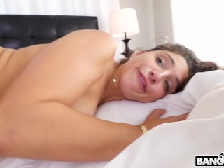 BANGBROS – PAWG Abella Danger Gets Pussy Slammed By Big Dick Step Brother