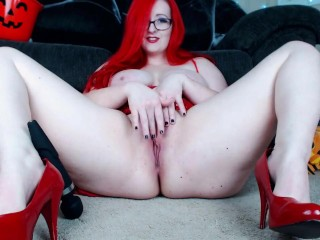 Jessica Rabbit Chaturbate Halloween Broadcast